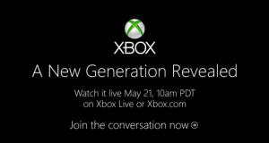 xbox 720 reveal