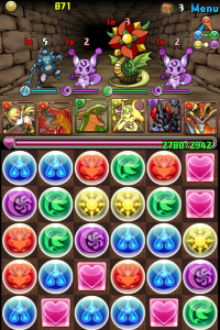 Puzzle and Dragons Battle