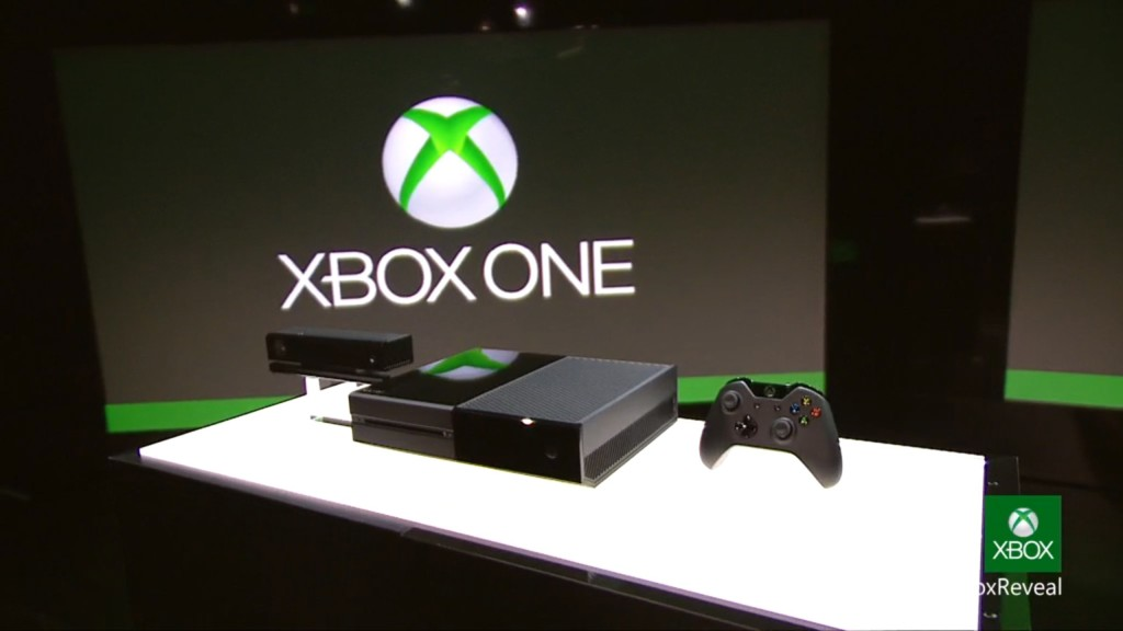 Xbox One Reveal