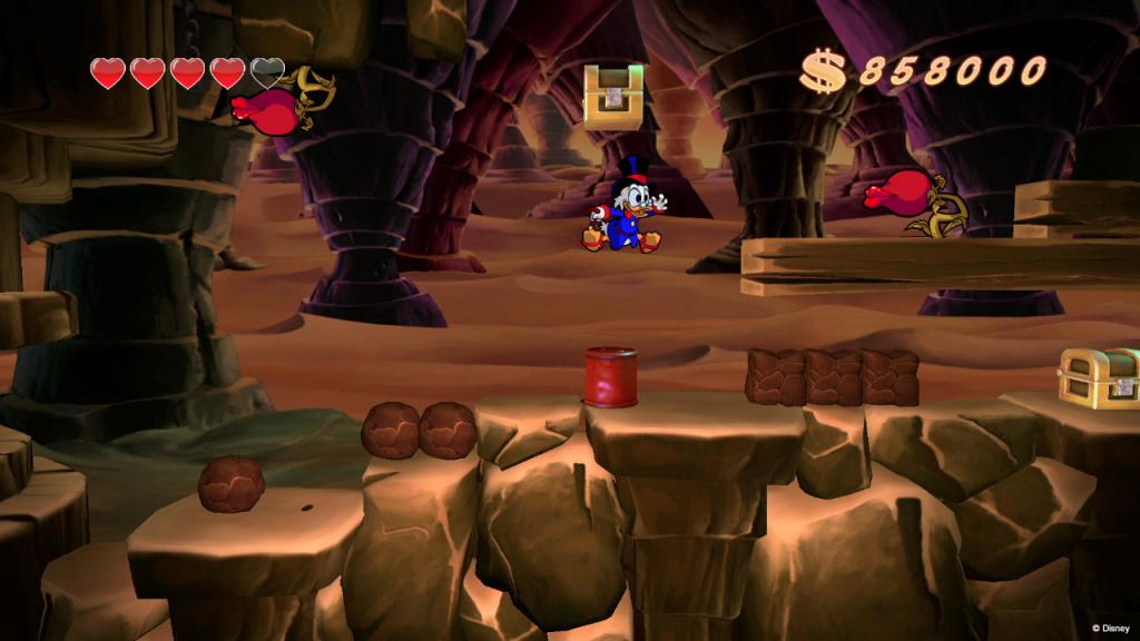 Duck Tales Screenshot 2