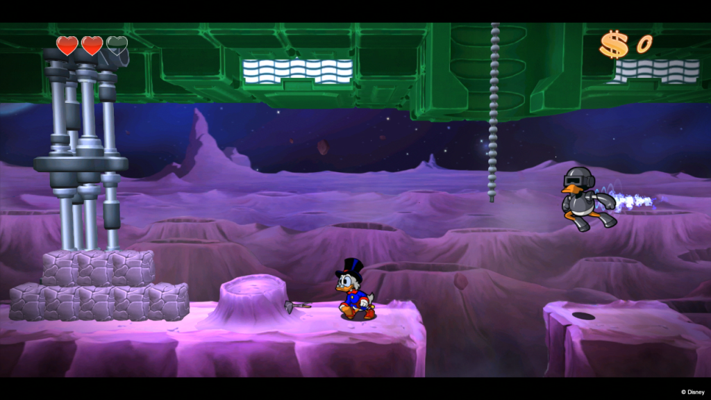 Duck Tales Screenshot 3