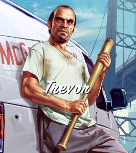 Trevor GTA 5