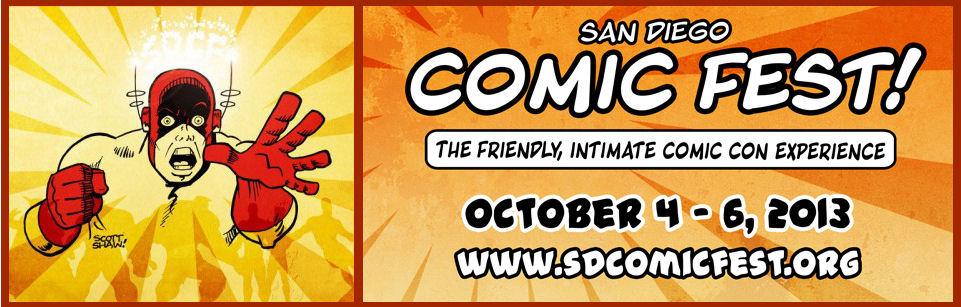SD Comic Fest