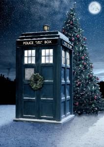 DOCTOR WHO Christmas Invasion
