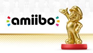 Gold Amiibo Mario